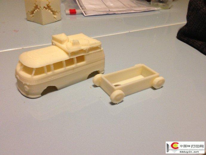 巴士stl文件下载(3D打印模型)