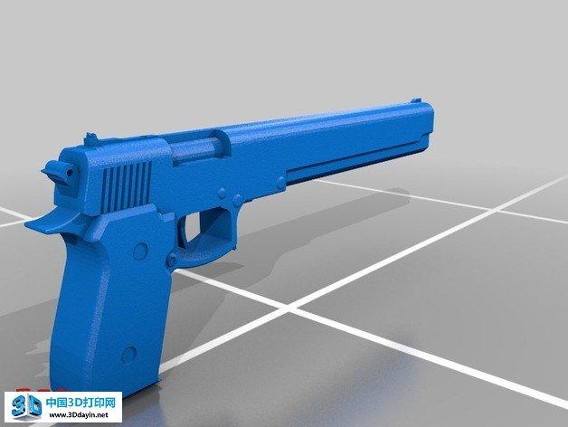 ca88会员登录|ca88亚洲城官网会员登录,欢迎光临_Hellsing 454 Casull手枪 3D模型