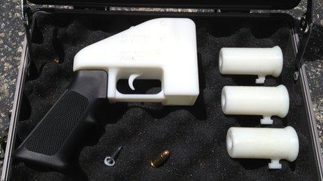 盘点3D打印枪支的发展史