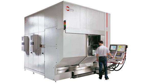 Hermle将3D打印技术与五轴数控机床相结合