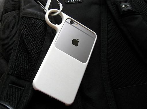 3D打印圆环外套让iPhone6携带更方便