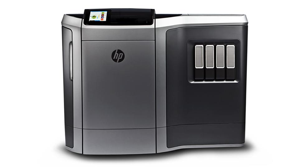 惠普发布的MJF 3D乐虎国际娱乐机