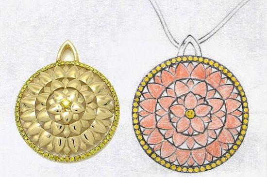 时尚人士必读 揭秘3D打印珠宝制作过程