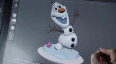 迪斯尼发布视频教程,教你制作3D打印玩偶(视频)