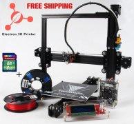 <b>超低价!Electron 3D打印机套件仅售225美元</b>