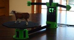 <b>开源3D扫描仪CowTech Ciclop仅售99美元</b>