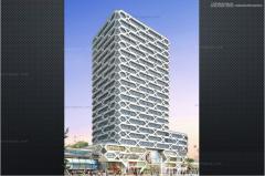 ca88会员登录,ca88亚洲城官网会员登录,ca88亚洲城,ca88亚洲城官网_<b>3Dmax教程:巧用网格平滑和细分制作异形建筑</b>