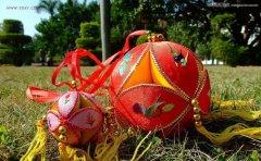 3DMAX实例教程:制作逼真的绣球模型效果