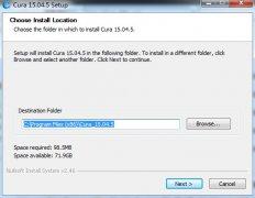 3D建模切片软件Cura_15.04.5下载
