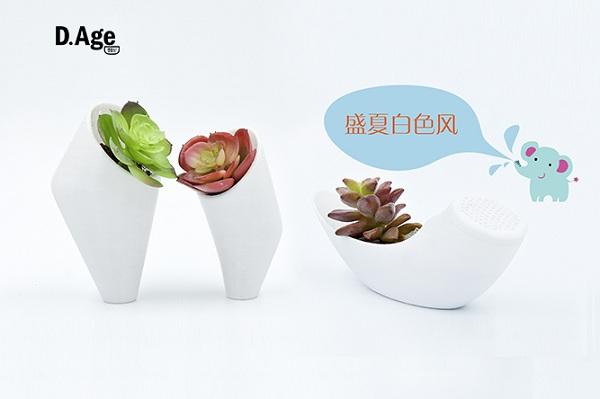3D打印花盆
