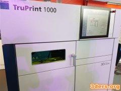 <b>126万起!德国TRUMPF工业级激光粉床金属3D打印机开售</b>