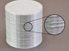 如何解决3D打印时模型上的斑点和痘痘