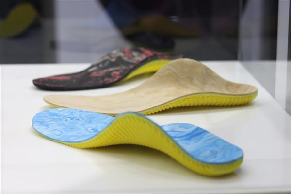 定制化的Phits3D打印鞋垫帮助运动员更快康复