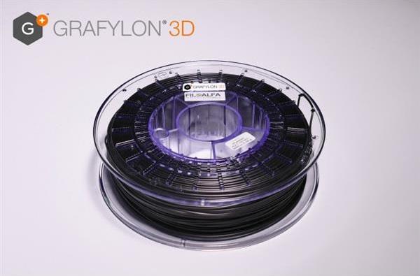 新型石墨烯-PLA 3D打印材料面世