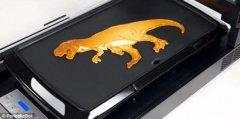 <b>煎饼3D打印机器人PancakeBot售价300美元 材料使用面糊</b>