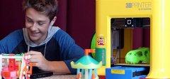 <b>XYZprinting推仅售249美元的教育3D打印机</b>