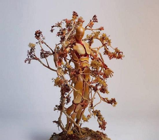 3D打印雕塑作品