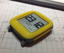 3D打印智能手表Chronio充电一次续航半年