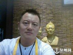 <b>黄景华:三度创业 开辟3D打印人像雕塑全新商业模式</b>