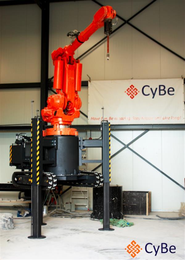 ca88会员登录,ca88亚洲城官网会员登录,ca88亚洲城,ca88亚洲城官网_荷兰CyBe Construction公司开发出移动式混凝土ca88会员登录机