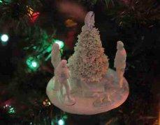 圣诞场景  STL文件下载(3D打印模型)