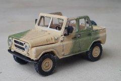 吉普车 STL文件下载(3D打印模型)