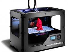 [测评]MakerBot Replicator +3D打印机价格和质量不对等
