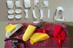 如何对3D打印模型进行后期处理