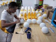 <b>重庆亮之冀的3D打印创业之路</b>
