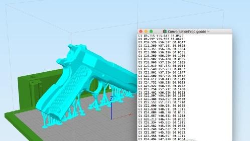 3D打印枪的法律雷区,您知晓吗