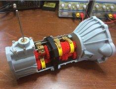 汽车减速箱 STL文件下载(3D打印模型)