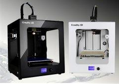 创想三维CR-2020 3D打印机测评