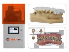 EnvisionTEC在IDS牙科展上介绍新柔性E-IDB牙科3D打印材料