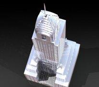 克莱斯勒大厦 STL文件下载(3D打印建筑)