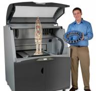 <b>3DP三维印刷成型:3D打印的彩色世界</b>