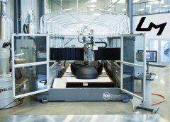 IACMI携Local Motors、ORNL开发用于汽车制造的3D打印复合材料