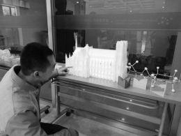 """3D打印探访:8小时打印一个""""活脱脱""""的自己"""