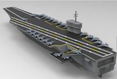 航母 STL文件下载(3D打印模型)