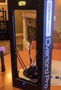 大咖实测DreamMaker的Overlord ProPlus 3D打印机