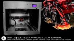 Aaron Louis Technology将推出首款带有闭环电机的开源3D打印机