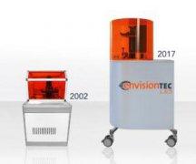 EnvisionTEC推出七款新3D打印材料和升级版Perfactory 3D打印机