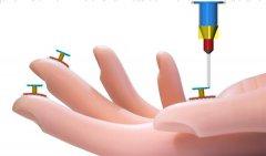 <b>研究人员开发出在人手上的硅胶压力的3D打印传感器</b>