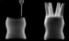 研究人员开发出3D打印硅胶医疗设备的新方法
