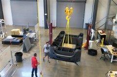 Local Motors 3D打印首个自驾Olli穿梭巴士后续,将量产?