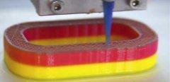 业界独创!上海企业带来软硬可调、多材、全彩硅胶3D打印技术FAM
