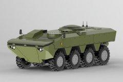 军事坦克 STL文件下载(3D打印模型)