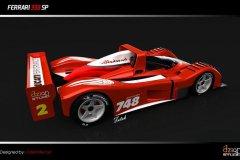 方程式赛车设计STL文件下载(3D打印模型)