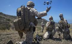 """美海军陆战队将建立""""3D打印微型工厂""""变革后勤保障流程"""