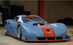 Speedlab Racing:要改造瑞典最快赛车从3D扫描数据开始