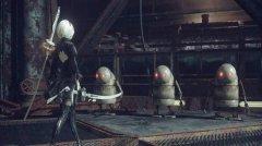 创客3D打印萌翻了的《尼尔》小机器人!
